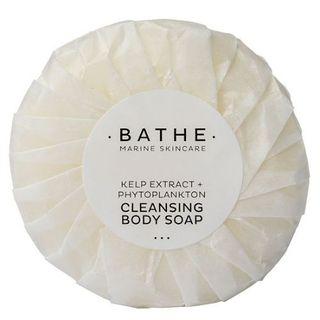 BATHE MARINE PLEATWRAPPED SOAP 40G 350S - BATHSP4