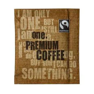 ONE 'FAIRTRADE' INSTANT COFFEE SACHETS 250S - ONEC