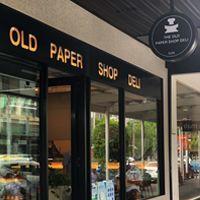 The Old Paper Shop Deli