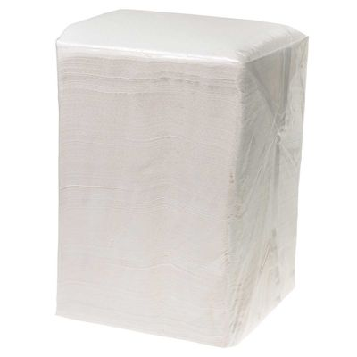 NAPKIN LUNCH WHITE 1PLY