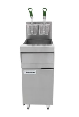 FRYER 2 X 12.5L SPLIT POT GAS FRYMASTER