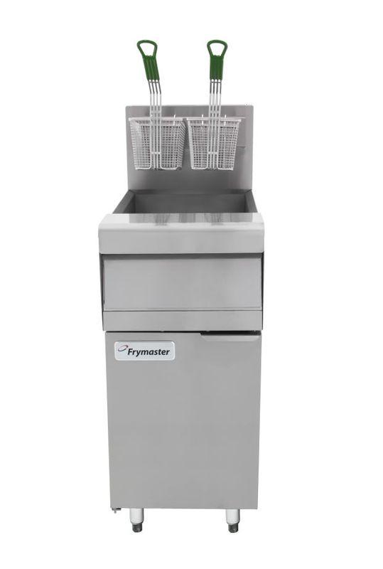 FRYER 2 X 12.5L SPLIT POT GAS FRYMASTER