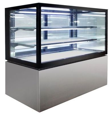 DISPLAY CABINET COLD 900MM ANVIL