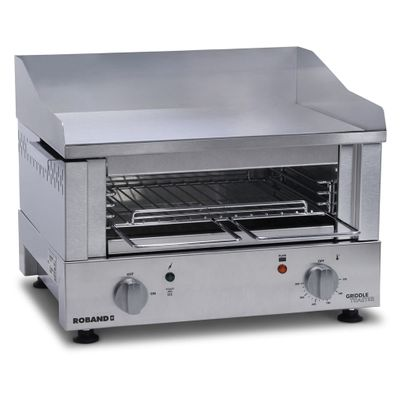 GRIDDLE TOASTER 400 X 308MM ROBAND