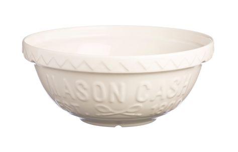 MIXING BOWL WHITE 26CM/2.7L, MASON CASH