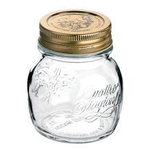 JAR GLASS 150ML- QUATTRO STAGIONI
