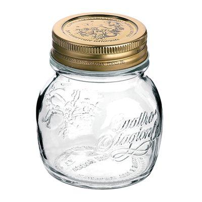 QUATTRO STAGIONI JAR GLASS
