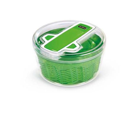 SALAD SPINNER GRN SWIFT DRY, ZYLISS