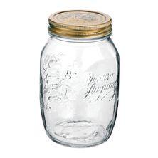 JAR GLASS 1.0LT- QUATTRO STAGIONI