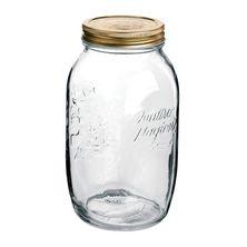 JAR GLASS 1.5LT- QUATTRO STAGIONI