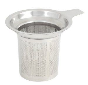 TEA STRAINER DELUXE, METALTEX
