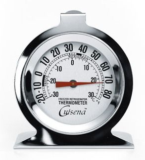 THERMOMETER FRIDGE/FREEZER DIAL, CUISENA