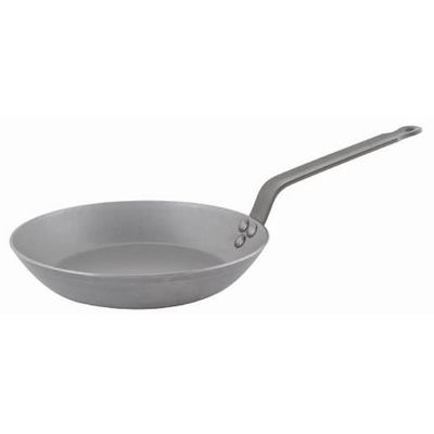 FRYPAN CARBON STEEL, CHEF INOX