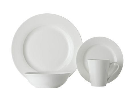 DINNER SET 16PCE, M&W COSMOPOLITAN