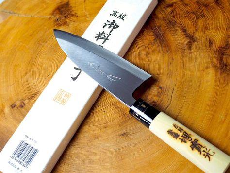 KNIFE DEBA 150MM, SAKAI JIKKO