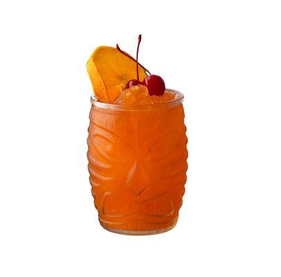 LIBBEY TIKI GLASS