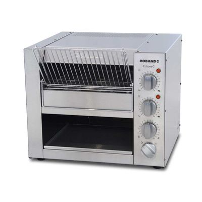 BUN TOASTER ECLIPSE 500SLICE P/HR ROBAND