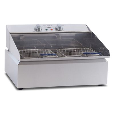FRYPOD COUNTER TOP 11LT 2 BASKET ROBAND