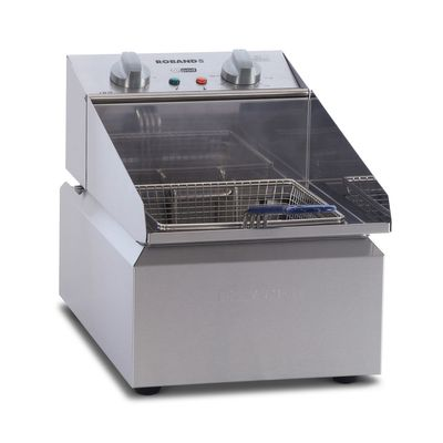 FRYPOD COUNTER TOP 5LT 1 BASKET ROBAND