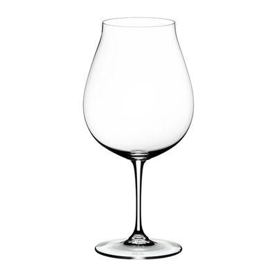 GLASS NEW WORLD PINOT 2PK, RIEDEL VINUM