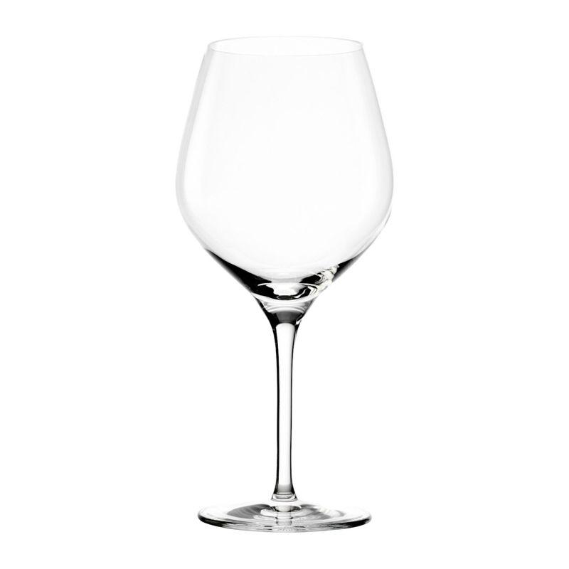 GLASS BURGUNDY 650ML, STOLZLE EXQUISIT