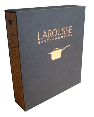 COOKBOOK, LAROUSSE GASTRONOMIQUE