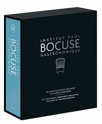 COOKBOOK, INSTITUT PAUL BOCUSE