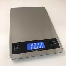 SCALE BRUSH ST/STEEL 15KG X 1G, @WEIGH