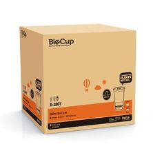 COLD CUP CLEAR  280ML, BIOPAK 2000CTN