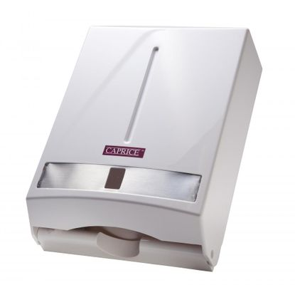 DISPENSER I/L TOWEL PLASTIC, CAPRICE