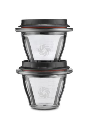 BLENDING BOWL 225ML 2PK, VITAMIX ASCENT