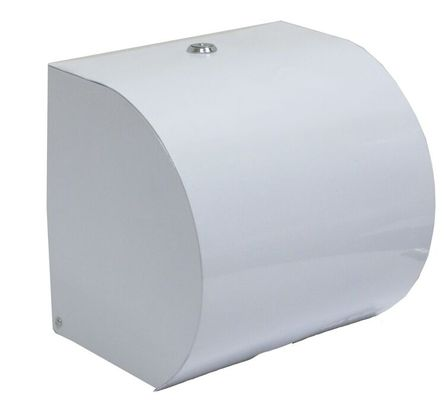 DISPENSER PAPER TOWEL ROLL WHITE, NAB