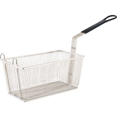CHEF INOX RECTANGULAR FRY BASKETS