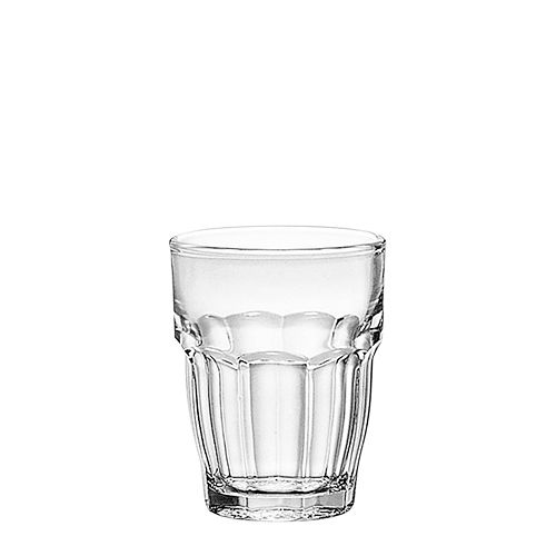 GLASS 70ML STACKABLE, ROCK BAR