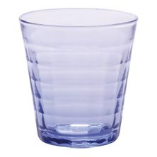 GLASS TUMBLER BLUE 275ML, DURALEX PRISME