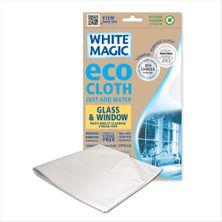 CLOTH WINDOW & GLASS,WHITE MAGIC