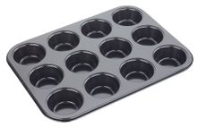 MUFFIN TRAY 12CUP N/S, TALA PERFORMANCE