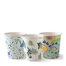 CUP ART 4OZ SINGLE WALL, 50PCES