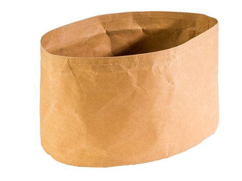 BREAD PAPER BAG NATURAL 30X20X18CM, APS