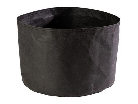 BREAD PAPER BLACK 30X22CM, APS