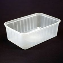 RECTANGLE CONTAINERS H/D 1000ML 50PK