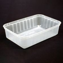 RECTANGLE CONTAINERS H/D 750ML 50PK
