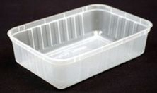 RECTANGLE CONTAINERS H/D 750ML 500CTN