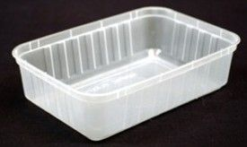 RECTANGLE CONTAINERS H/D