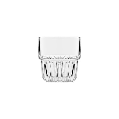 GLASS ROCKS 207ML, LIBBEY EVEREST