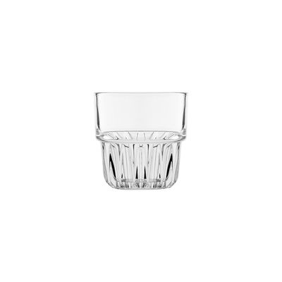 GLASS ROCKS 266ML, LIBBEY EVEREST