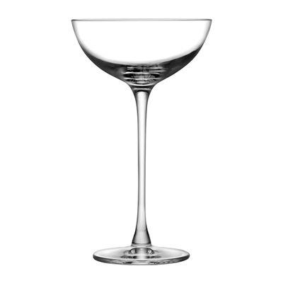 GLASS COUPE 195ML, NUDE HEPBURN