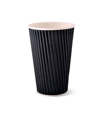DETPAK RIPPLE CUP BLACK