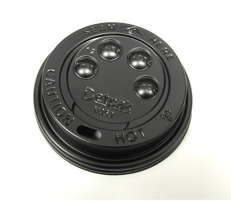 BUTTON LID BLACK