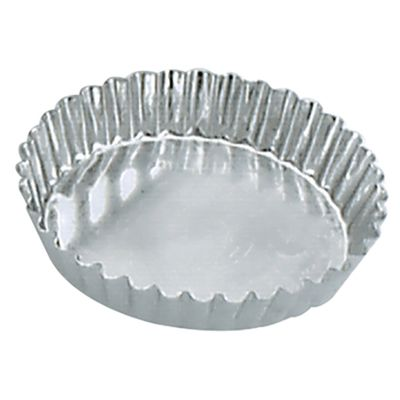 GUERY TART MOULD RND FLUTE FIXED